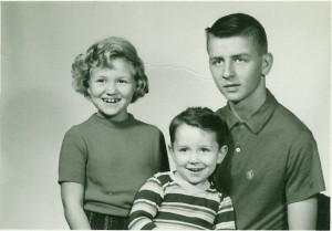 1965 Susie, Mike, & Don McFarlin