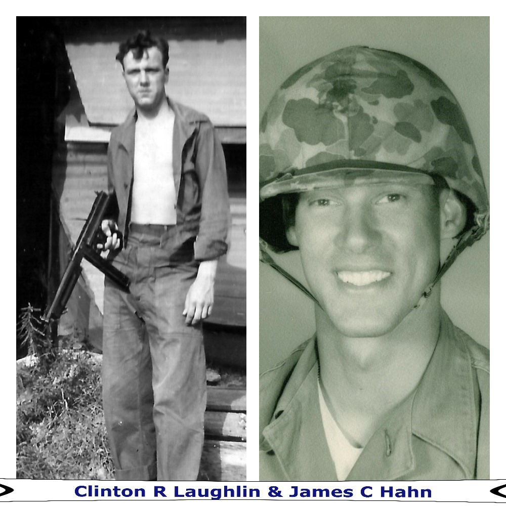 Clinton R Laughlin & James C Hahn